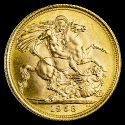 Gouden Sovereign / Pond divers jaar