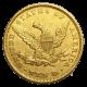 Gouden 10 dollar USA divers jaar