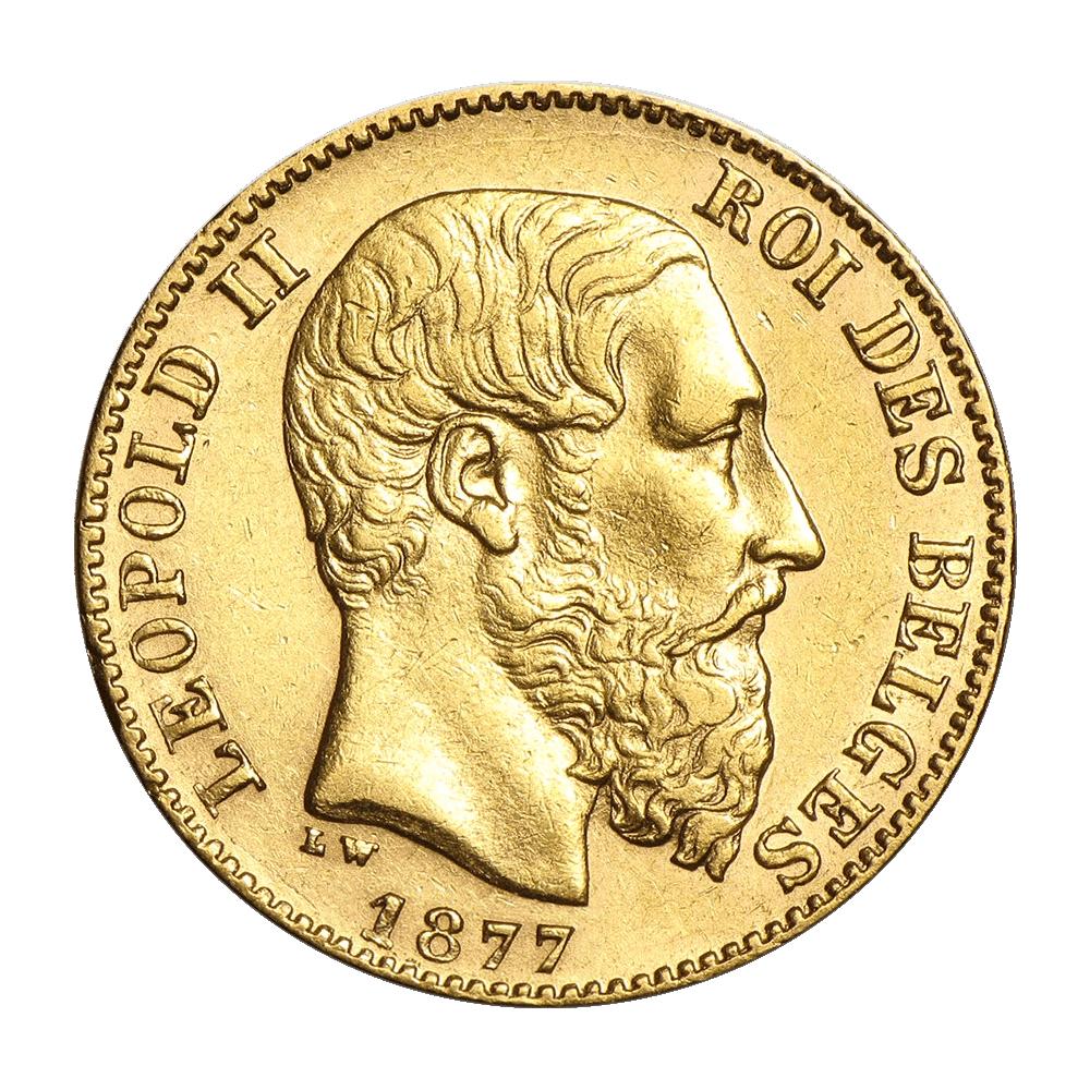 Gouden 20 Francs willekeurig jaar/land