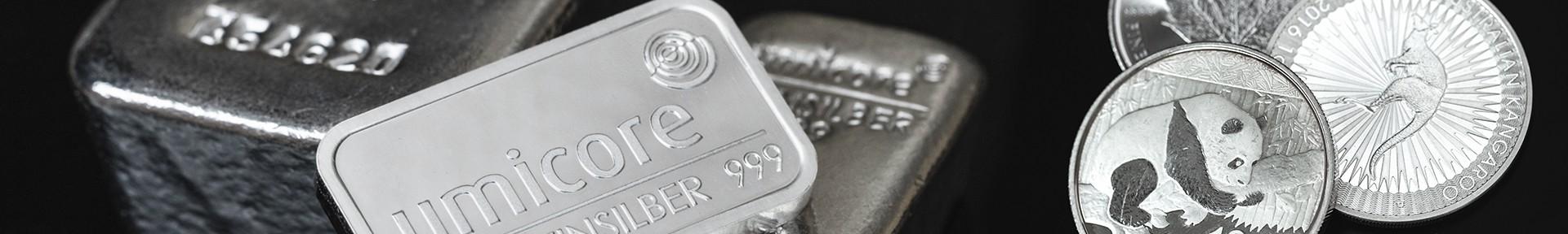 Zilver kopen bij Goudwisselkantoor